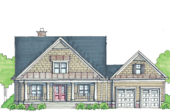 3,701 finished sq ft First Floor Master 4 BR 3.5 BA