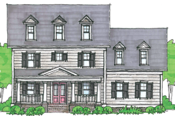 3,545 finished sq ft 782 unfinished Second Floor Master 5 or 6 BR 4 BA