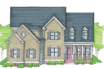 4,102 finished sq ft First Floor Master 5 BR + bonus room 3.5 BA