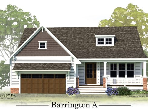 Barrington A Front Pic Rendering