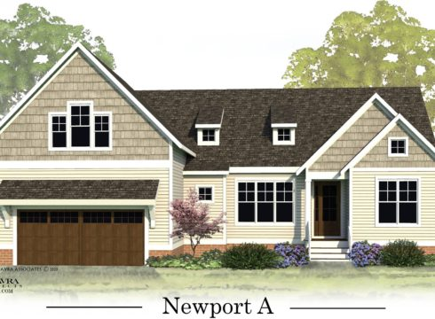 Newport A Front Pic Rendering