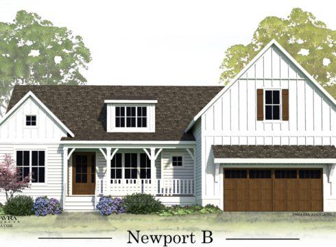Newport B Front Pic Rendering